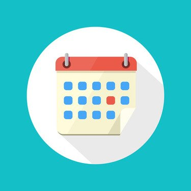 Image of Calendar Icon